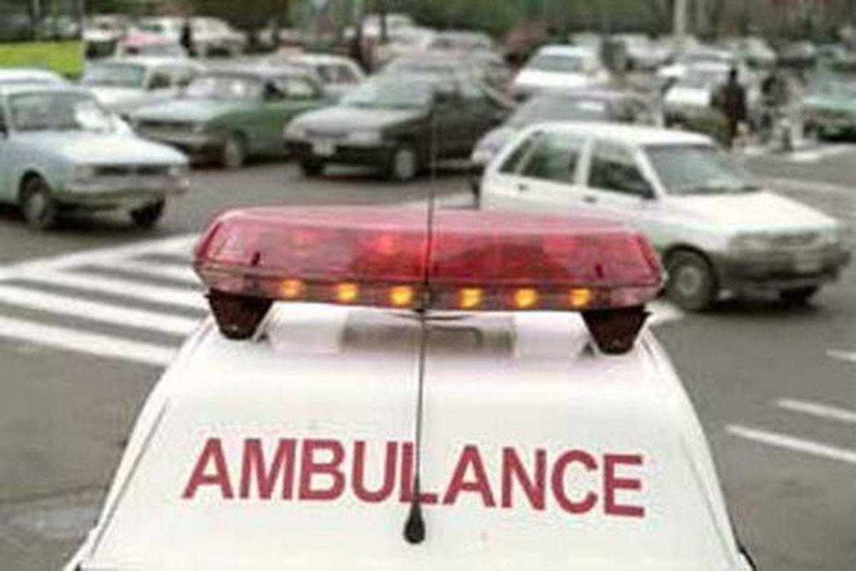 ماجرای همسایه عصبانی که با پنچر کردن چهار چرخ آمبولانس باعث مرگ بیمار شد