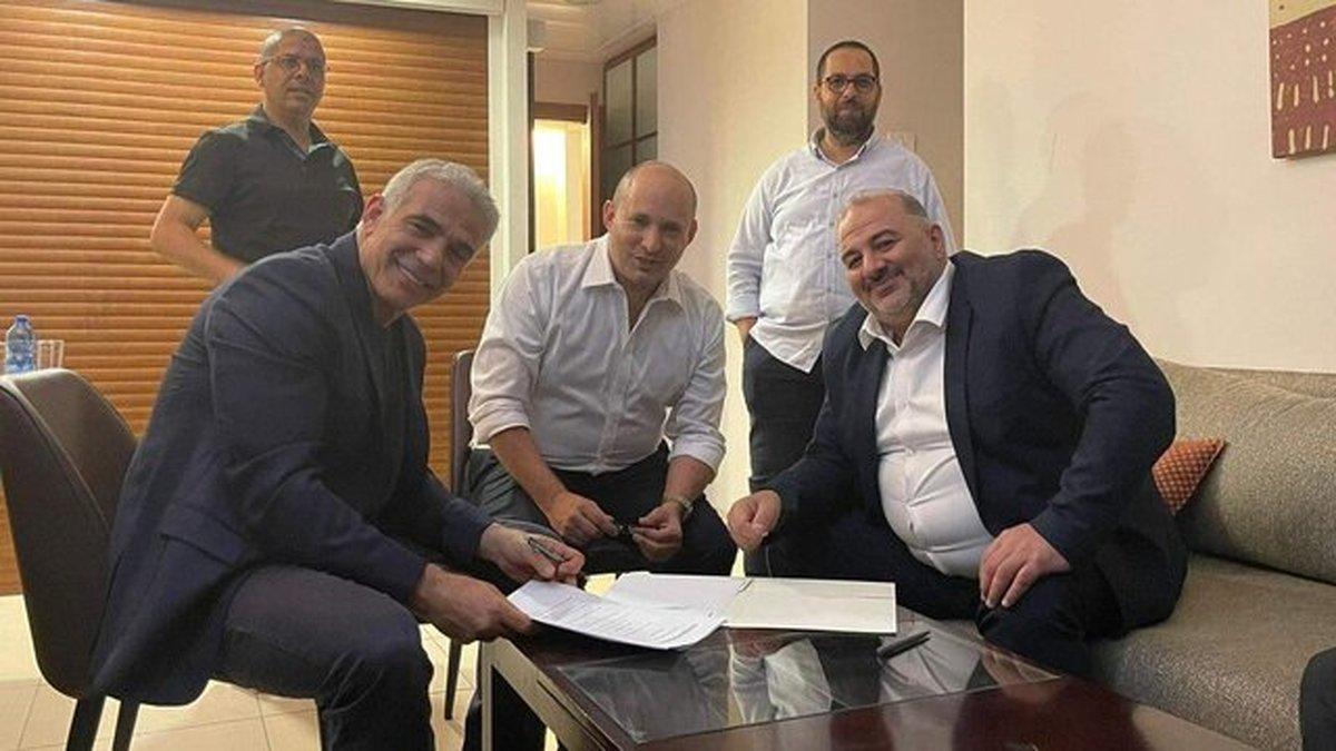 تلاشهای لحظه ۹۰ لیکود برای ممانعت از تشکیل دولت اسرائیل