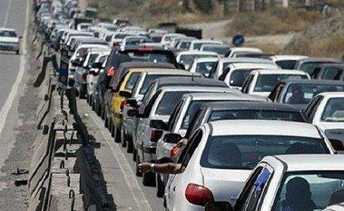 آغاز ترافیک در چالوس و هراز