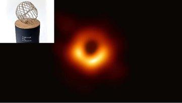 """""""اسکار علم"""" به نخستین عکس از سیاه چاله رسید"""