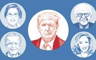 تحقیرآمیزترین و بدترین القاب «دونالد ترامپ» برای دشمنان سیاسی و متحدان سابق خود