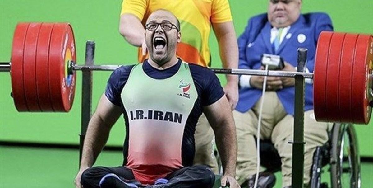 صلحیپور: جای مدال پارالمپیک در کارنامهام خالی است