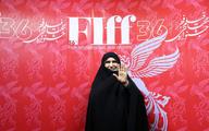 حضور دختر امام (ره) در روز پنجم جشنواره فیلم