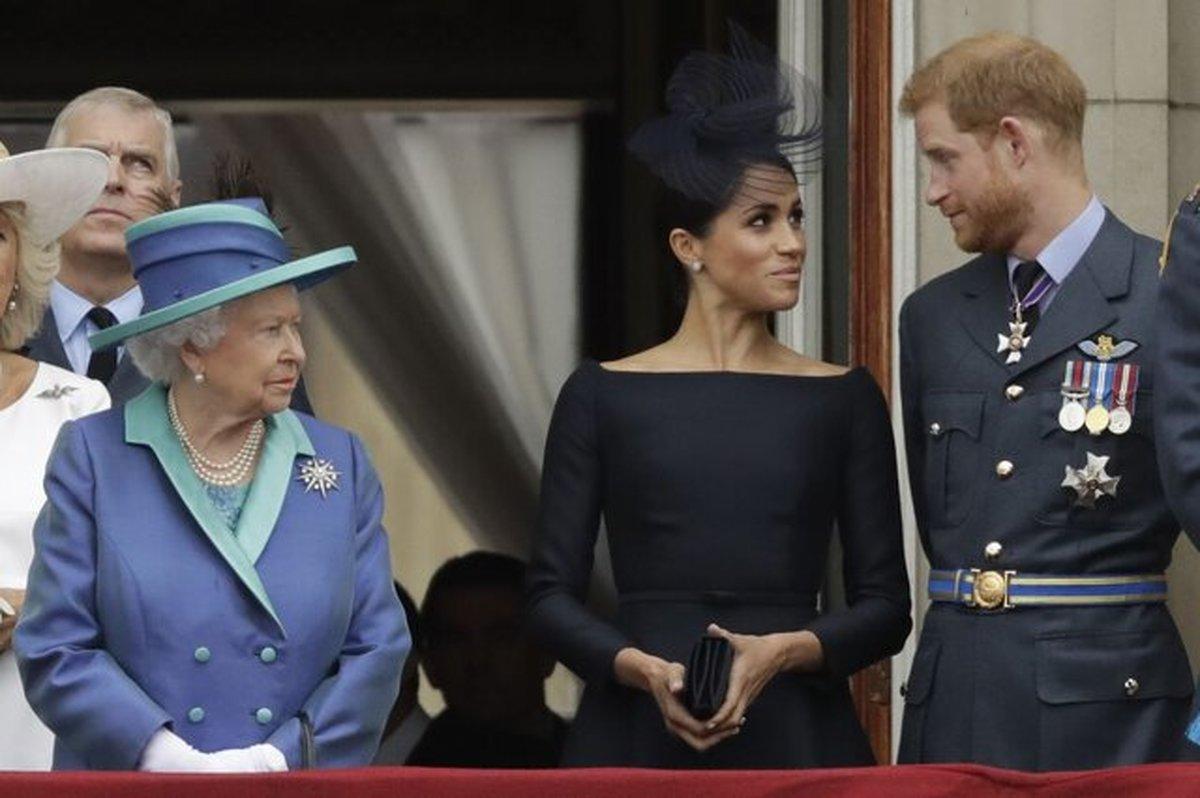 عروس ولیعهد انگلیس   |    خانواده سلطنتی نژادپرست و دروغگو هستند