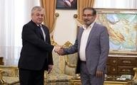 شمخانی در دیدار لاورنتیف بیان کرد  هیچ توافقی نباید زمینهساز تجزیه سوریه باشد