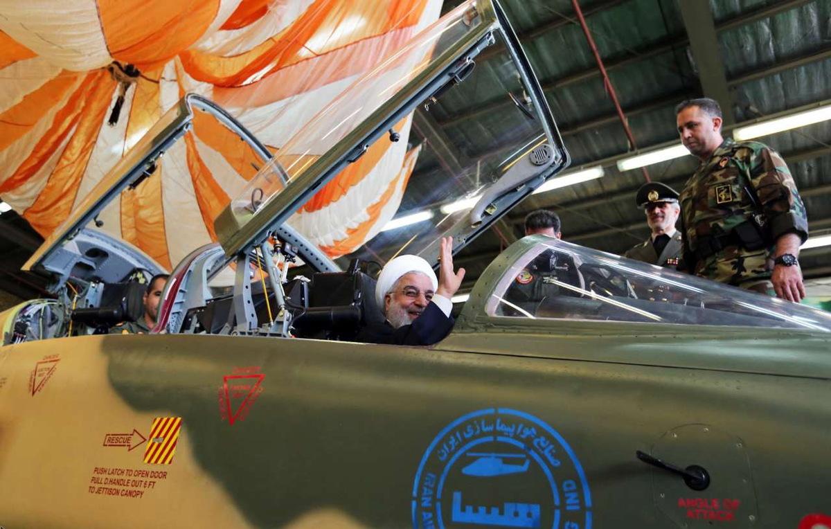 'ایل جورناله':  ایران از معدود کشورهای سازنده جنگنده های نسل 4 است