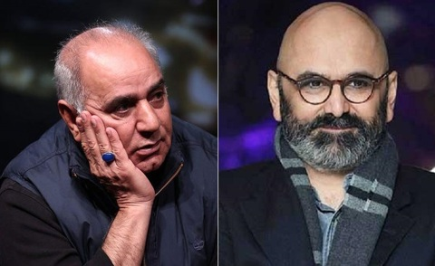 حاج کاظم و عباس «آژانس شیشهای» بعد از ۲۰ سال در سریال «همگناه»