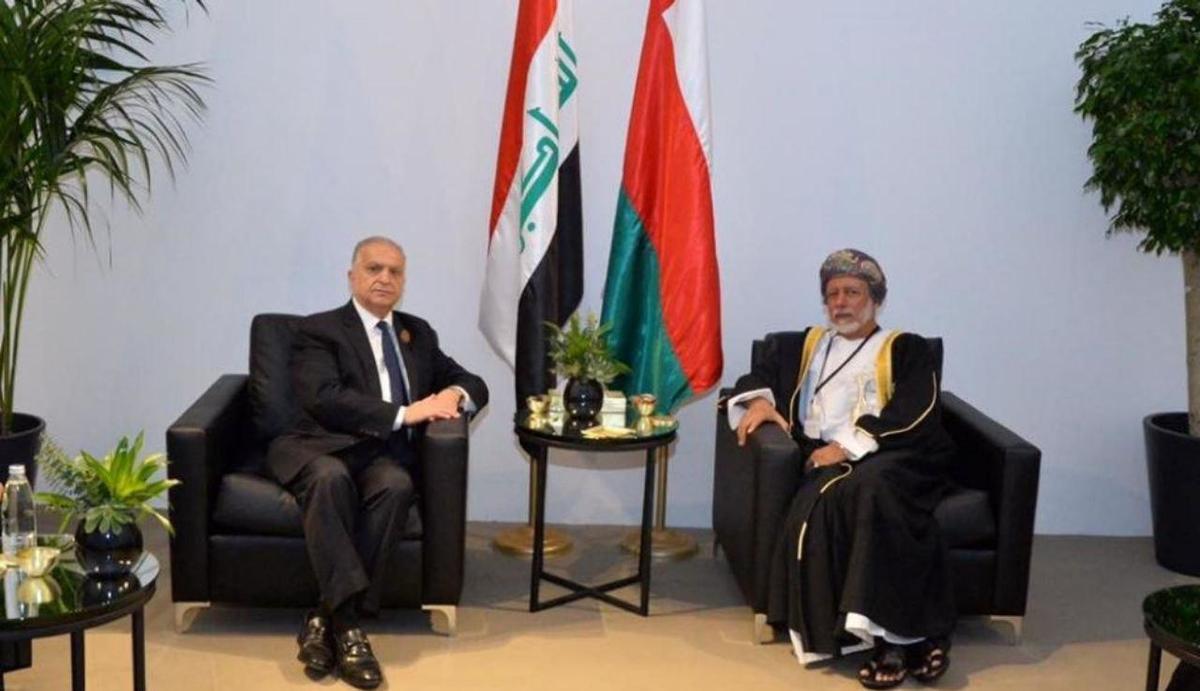 سفارت عمان پس از 30 سال در بغداد بازگشایی شد