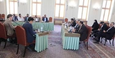 نشست سهجانبه ایران، انصارالله یمن و سفرای 4 کشور اروپایی در تهران