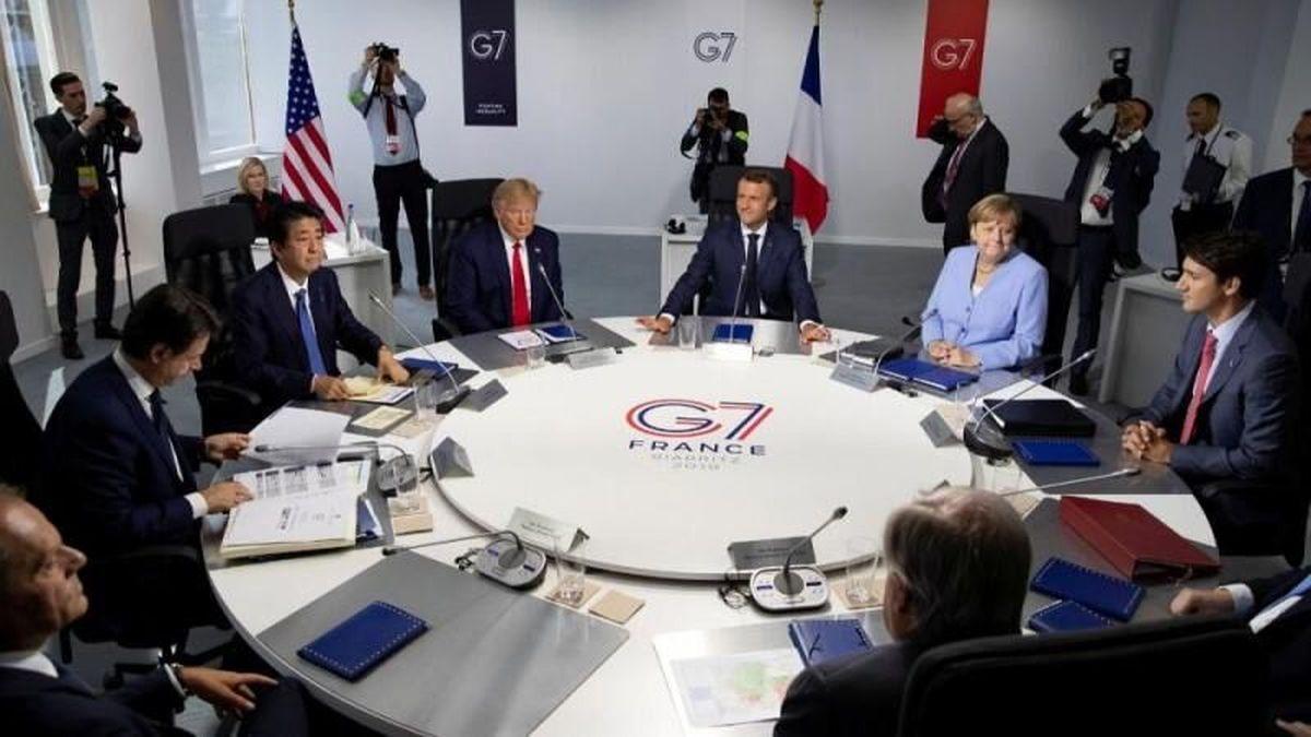 انتشار سند جمعبندی گروه 7 با تاکید بر مسایل مرتبط با ایران و تجارت جهانی