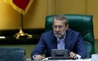 لاریجانی: توضیحات فرمانده کل سپاه درباره حادثه سقوط هواپیمای تهران-کییف