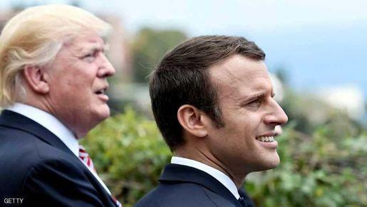 آسوشیتدپرس: ماکرون جزئیات طرح کاهش تنش با ایران را به ترامپ ارائه کرد