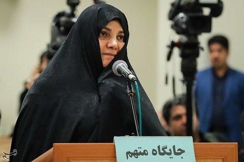 ارائه لیست اموال نعمتزاده به دادگاه دخترش
