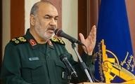 فرمانده سپاه: ایران در امور داخلی هیچ کشوری دخالت نمیکند