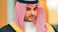 خالد بن سلمان: با وزیر خارجه آمریکا درباره تحولات منطقه گفتوگو کرد