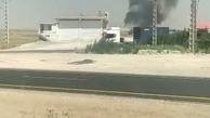 سقوط یک فروند بالگرد ساعتی پیش؛ مرودشت در مسیر شیراز + ویدئو