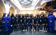 لباس تیم ملی فوتبال زنان نامتعارف است؟ لطفا سری به جامعه بزنید!