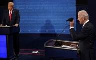 ترامپ و بایدن      نسبت به مناظره انتخاباتی پیشین  آمار تماشاگران کاهش یافت.