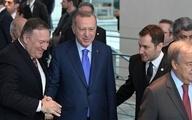 اردوغان شام نخورده برلین را ترک کرد