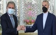 تماس تلفنی وزرای خارجه ایران و پاکستان | برگزاری اجلاس همسایگان افغانستان طی چند روز آینده