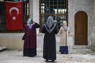 بازگشایی مساجد ترکیه با رعایت اصول فاصلهگذاری اجتماعی