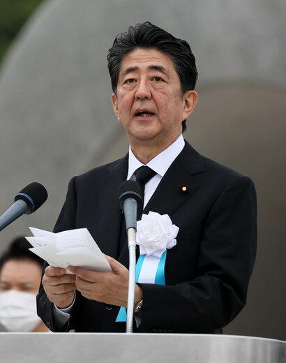 مراسم یادبود قربانیان هیروشیما امروز برگزار میشود.+عکس