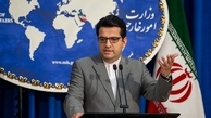 پاسخ ایران به ادعای کاخ سفید: گزینه نظام گزینهی کپکزدهای است