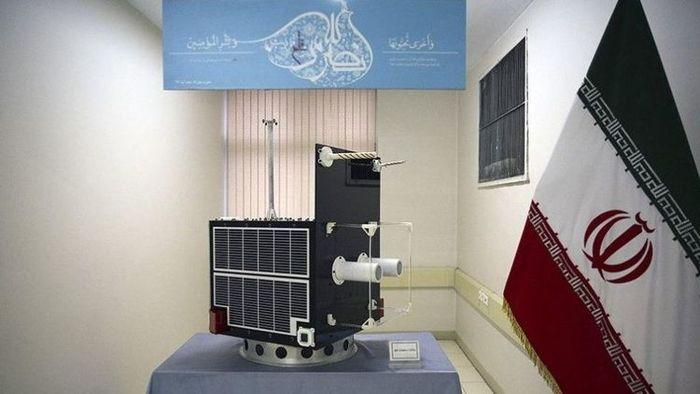 """ماهواره """"ظفر"""" کجا سقوط کرد؟"""