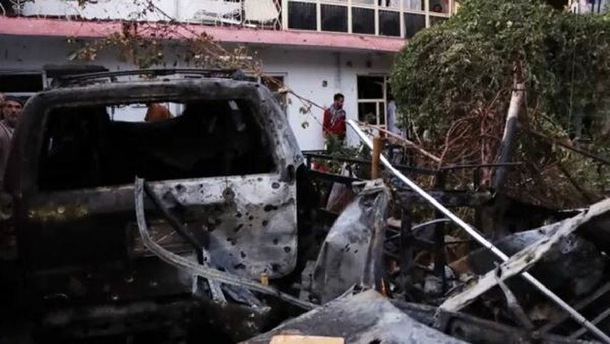 یک خانواده معمولی ۹نفره کشته شدند