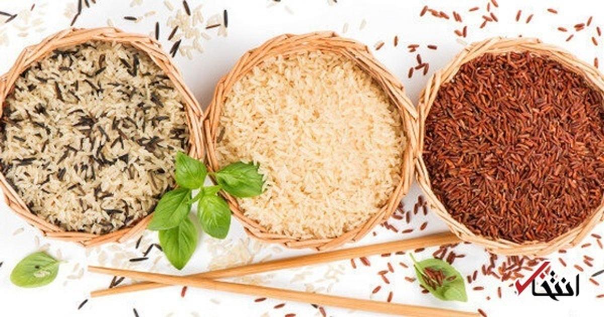 آیا برنج قهوهای سالمتر از برنج سفید است؟