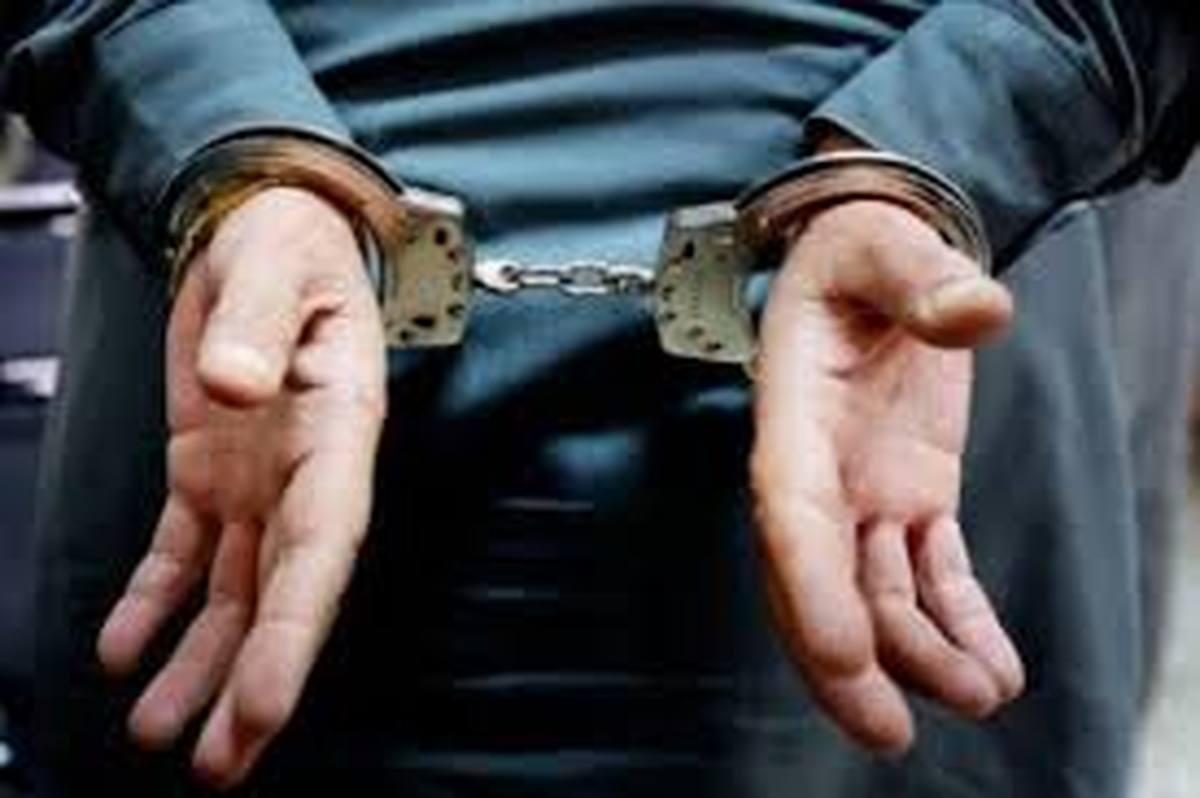 سارق پلیس نما   | دستگیری سارق مأمور نما در پوشش خواستگار