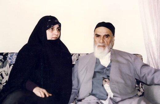 عروس امام خمینی مبتلا به کرونا شد + عکس