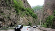 بیش از 2 میلیون خودرو در محور گیلان تردد نوروزی داشتند