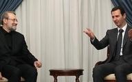 گفتگوی مهم لاریجانی و بشار اسد درباره ترور سردار سلیمانی، جلسه رهبر انقلاب برای انتخاب جانشین حاج قاسم و شرایط سوریه