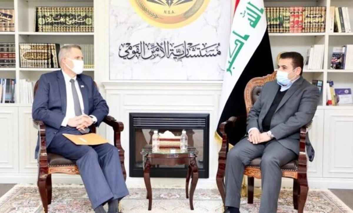 قدردانی آمریکا از تلاشهای بغداد برای کاهش اختلافات در منطقه