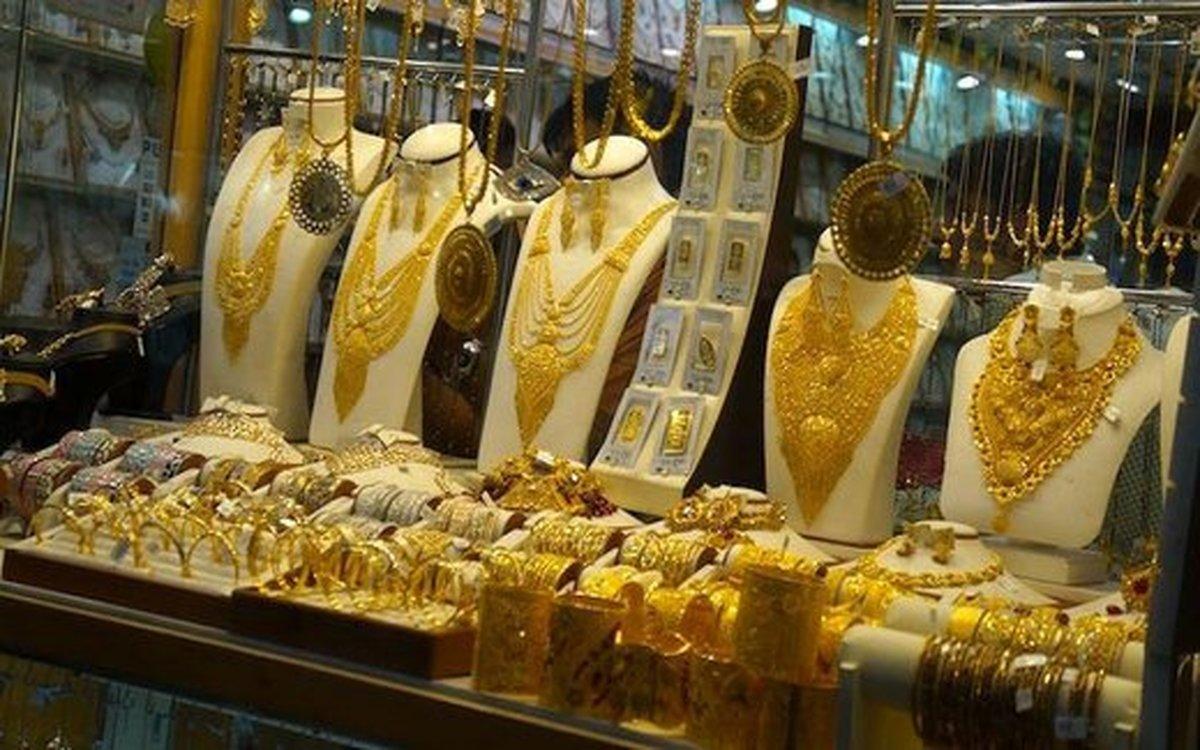 بازار طلا در رکود شدید/خرید و فروش مصنوعات طلا در بازار به صفر رسید