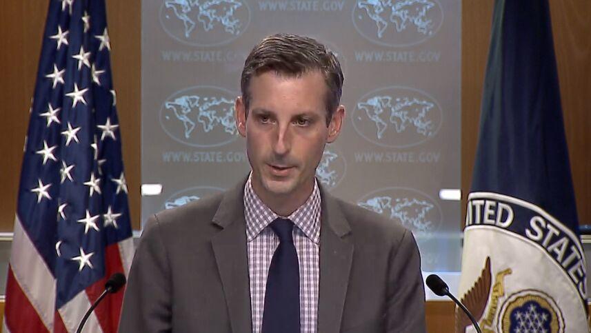 سخنگوی وزارت خارجه آمریکا: تهران تحت فشار قابل ملاحظه تحریم ها قرار دارد / گزینه ای که روی میز داریم، «عمل در برابر عمل» است