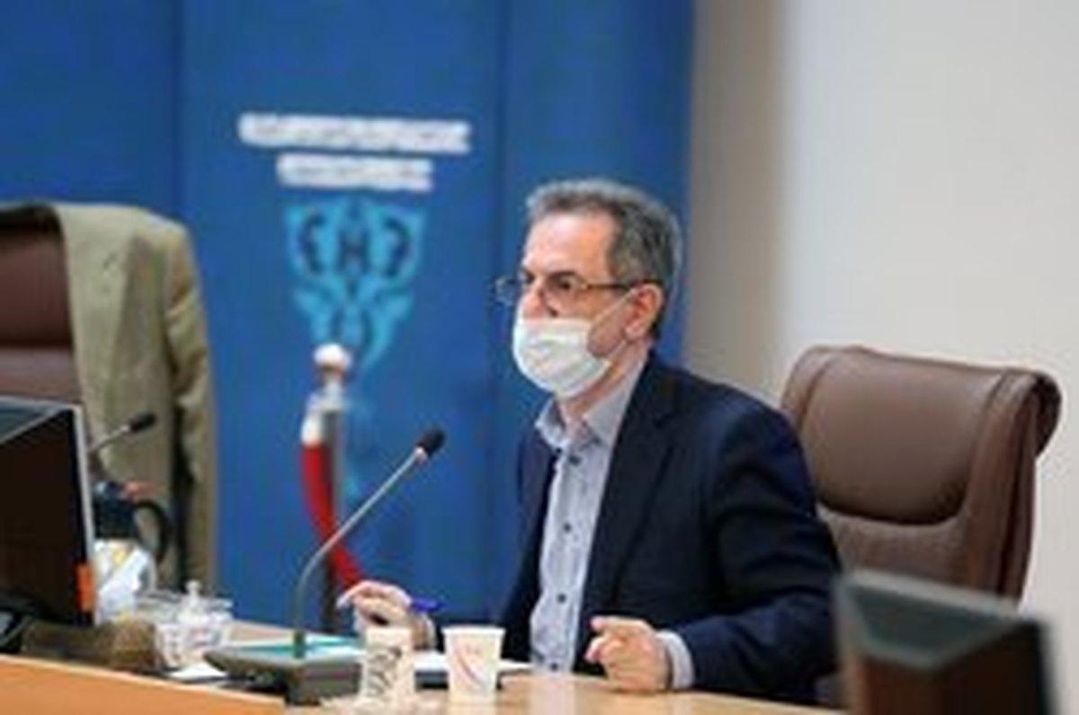 استاندار تهران: شرایط کرونا در تهران قرمز و سینوسی است