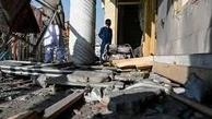 توضیح سفارت ایران در کابل درباره اصابت موشک