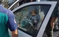 زن عصبانی شوهرش را در خیابان تیرباران کرد + عکس