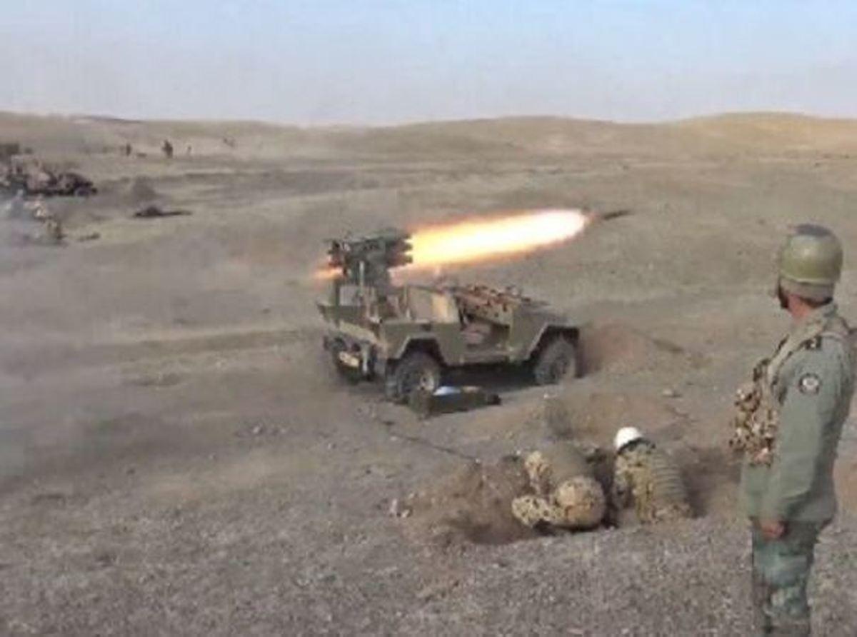 رزمایشهای نظامی ایران     رزمایشهای نظامی در خلیج فارس نشانگر چه بود ؟
