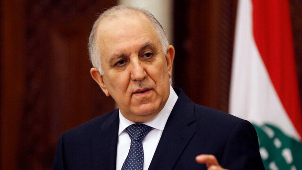 در پی اعتراضات قربانیان انفجار بندر بیروت، وزیر کشور لبنان به منطقهای امنتر رفت