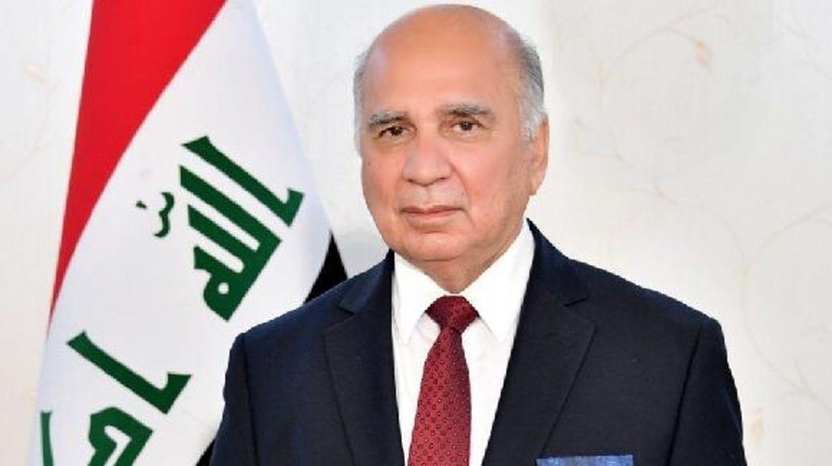 عراق  |   ضرورت برقراری روابطی خوب با کشورهای همسایه از طریق نهادهای دولتی