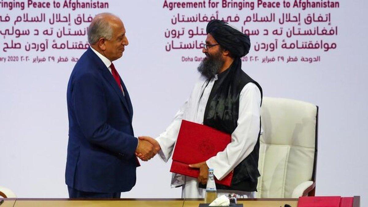 نامه آمریکا به اشرف غنی آمرانه بود| بایدن به دنبال خروج از افغانستان است