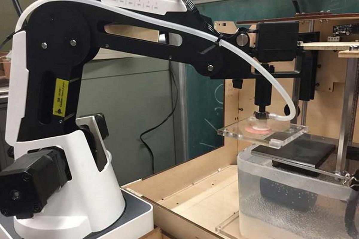 چاپ سهبُعدی اندامهای بدن و مواد خوراکی سرعت میگیرد