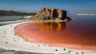 دریاچه ارومیه نفسهای آخر خود را میکشد