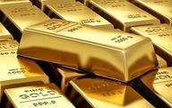 """""""طلا"""" هم رکورد ۱۰ ساله را شکست"""