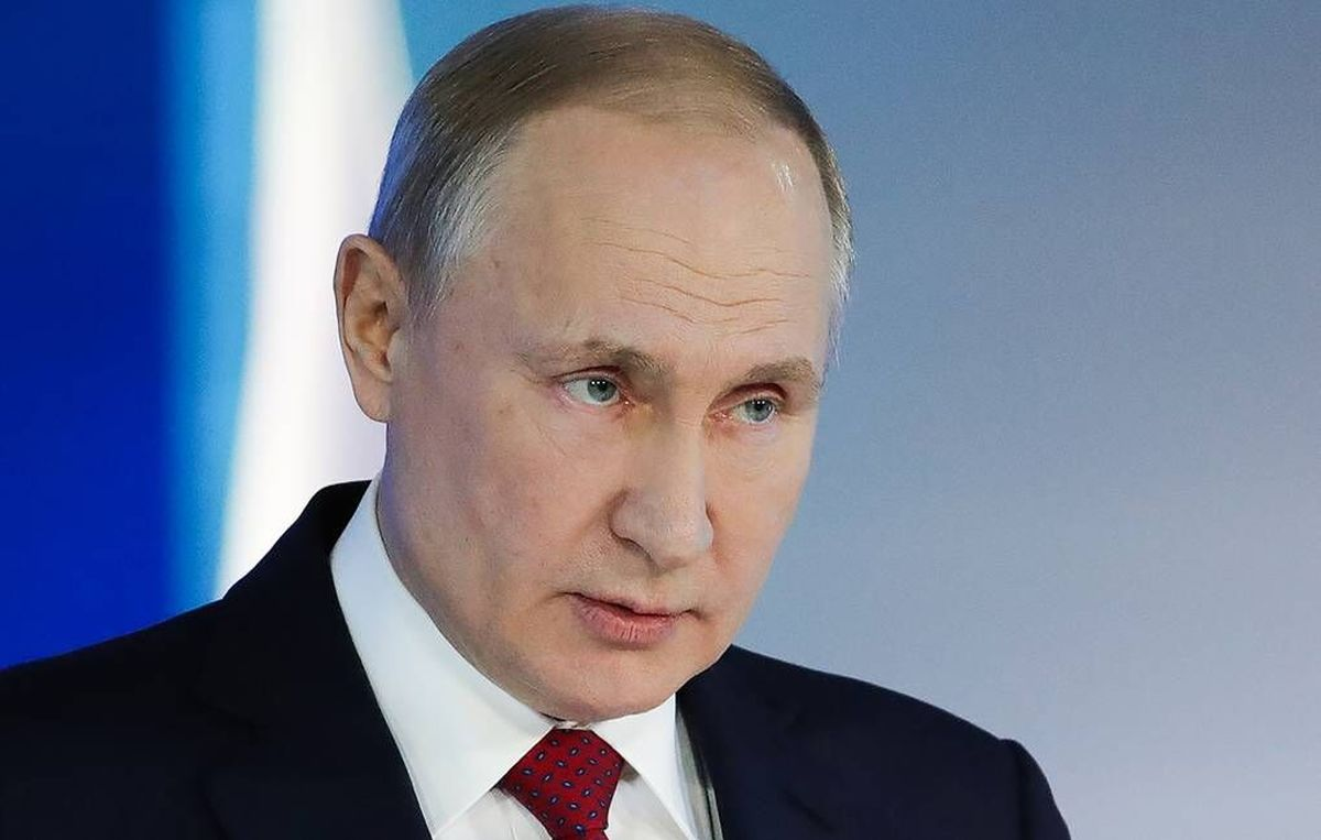 مشت محکمی بر دهان بدخواهان پیوستگی خاک روسیه خواهیم زد