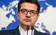 واکنش سخنگوی وزارت خارجه به اعلام فعال شدن ماکنیسم ماشه از سوی سه کشور اروپایی
