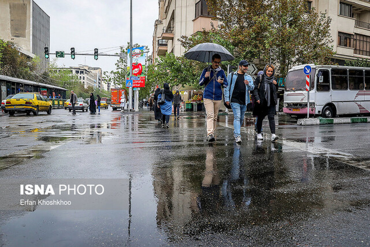 افزایش شدت بارشها از هفته آینده